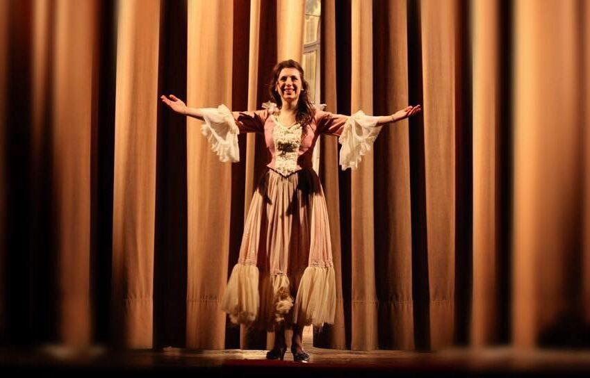 Mezzosoprano Francesca Pierpaoli - Official Website